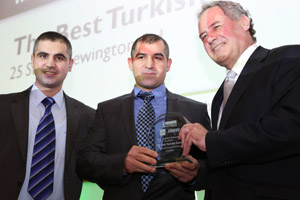 British Kebab Awards 2014
